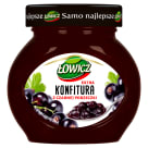 ŁOWICZ Blackcurrant Preserves 240 g
