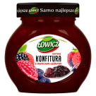 ŁOWICZ Jam extra with forest fruits 240g