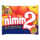 NIMM2 Orange and Lemon Candies with Fruit Juice and Vitamins 90g