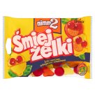 NIMM2 Śmiejżelki Smiejzelki - Chewie Candies with Fruit Juice and Vitamins 100 g