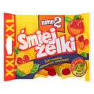 NIMM2 Śmiejżelki Śmiejżelki - Candy with fruit Juice 180 g