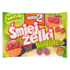 NIMM2 Śmiejżelki Śmiejżelki  Sour - Candy with fruit Juice 100 g