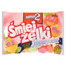 NIMM2 Śmiejżelki Śmiejżelki Fruit & Yoghurt - Candy with fruit Juice 100 g