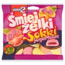NIMM2 Śmiejżelki Sokki Żelki jogurtowe 90g