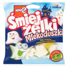 NIMM2 Śmiejżelki Fruit-fortified vitamin-enriched fruit gel 90 g