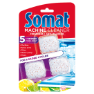 SOMAT Machine Cleaner Capsules Powder Cleaning Dishwasher 3x20g 1 pc