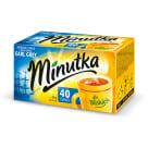 MINUTKA Herbata Earl Grey czarna ekspresowa 40 torebek 56g