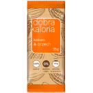 DOBRA KALORIA Fruit cocoa & nut bar 35g