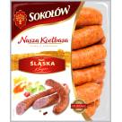 SOKOŁÓW Nasza Kiełbasa Śląska 550g