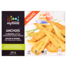 MY FOOD Anchois frozen 300 g