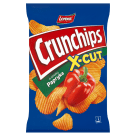 LORENZ Crunchips X-CUT Pepper Crisps 140 g