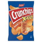 LORENZ Crunchips X-CUT Kebab with Onion Crisps 140 g