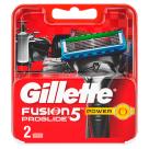 GILLETTE FUSION PROGLIDE Power Wkłady - 2 szt. 1szt