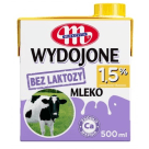 MLEKOVITA Wydojone \Milk without lactose UHT 1.5% 500 ml