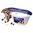 DANONE Fantasia Chocolate inspiration Creamy Yoghurt with chocolate balls 100 g