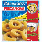 PESCANOVA Frozen squid rings 400 g
