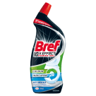 BREF 10xEffect Power Gel A liquid cleaner to wash the toilet bowls against the stone 700 ml