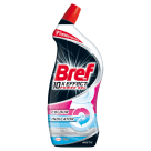 BREF 10xEffect Power Gel Liquid toilet bowl cleaner maximum white 700 ml
