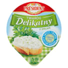 PRESIDENT Delicate herbal curd cheese 200 g
