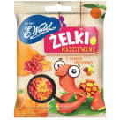 WEDEL Jelly filled with fruit mousse 90g