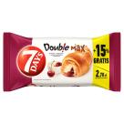 7 DAYS Doub!e Max Croissant z nadzieniem o smaku waniliowym i wiśniowym 110g