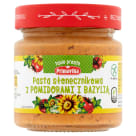 PRIMAVIKA Sunflower paste with tomatoes and basil 160 g