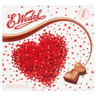 WEDEL Heart Milk chocolate with two-layer filling 117 g
