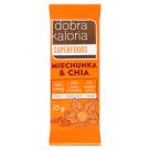 DOBRA KALORIA Superfoods Baton of fruit chanterelles & chia 35g