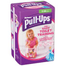 HUGGIES Pull-Ups M Training Pants for Girls 12-18 kg 14 per Pack 1 pc