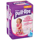 HUGGIES Pull-Ups S Training Pants for Girls 8-15 kg, 16 per pack 1 pc