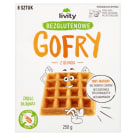 LIVITY A mixture for baking waffles without gluten from quinoa 250 g