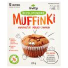 LIVITY Mix for baking gluten free muffins 205g