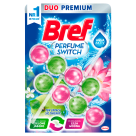 BREF Perfume Switch Pendant for the toilet - Green apple-water lily 2x50g 1 pc