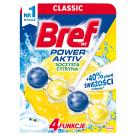 BREF Power Aktiv Zawieszka do WC - Soczysta cytryna 50g