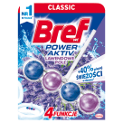 BREF Power Aktiv Zawieszka do WC - Lawendowe pole 50 g