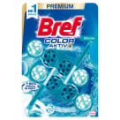 BREF Color Aktiv Pendant for the toilet - Sea 2x50g 1 pc