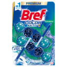 BREF Color Aktiv Pendant for the toilet - Eucalyptus 2x50g 1 pc