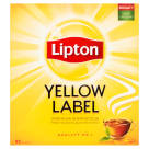 LIPTON Yellow Label Black tea 92 bags 184 g
