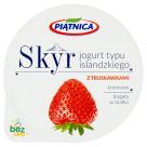 PIĄTNICA Skyr Jogurt typu islandzkiego z truskawkami 150g
