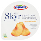 PIĄTNICA Skyr Jogurt typu islandzkiego z brzoskwiniami 150g