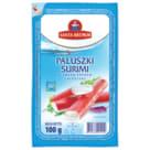 SANTA BREMOR Paluszki Surimi o smaku Krabowym klasyczne 100g