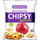 NATURAVENA Apple Crisps BIO 40 g