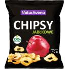NATURAVENA Apple Crisps 40g