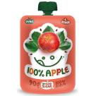 OVKO Przecier jabłko bez cukru - po 6 miesiącu BIO 90g