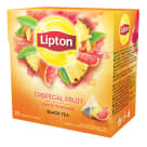 LIPTON Black flavored tea Tropical Fruit 20 bags 36 g