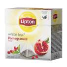 LIPTON Herbata biała aromatyzowana Granat 20 torebek 30g