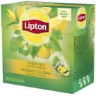 LIPTON Herbata zielona aromatyzowana Cytryna i Melisa 20 torebek 32g