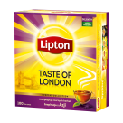 LIPTON TASTE OF LONDON Herbata czarna 100 torebek 200 g