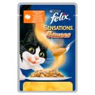 FELIX® Sensations Karma dla kotów z indykiem w sosie 100g
