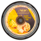 ARLA Castello Creamy Cheese with pineapple and almonds 125 g
